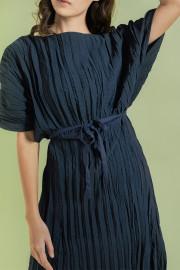 Navy Hae Soo Dress