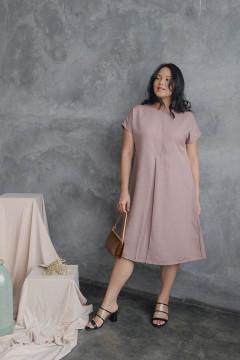 Taupe Kiera Dress