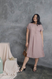Taupe Kiera Dress