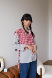 Rose Willow Top Outer
