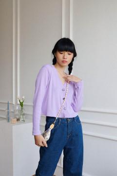 Lilac Manu Top