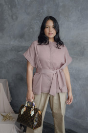 Taupe Claire Top