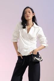 White Claire Shirt