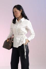 White Payton Shirt