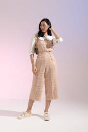Sunset Kira Tweed Pants