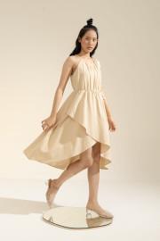 Latte Adriana Dress