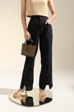 Black Stella Pants