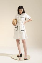 White Victoria Dress