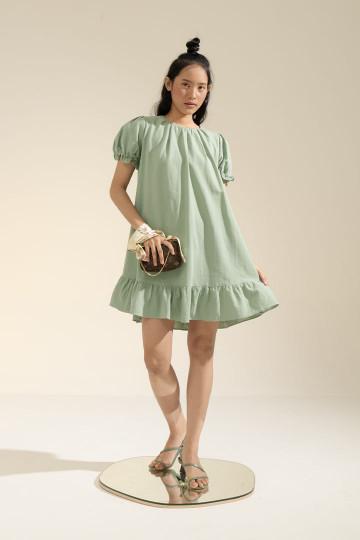 Sage Marselle Dress