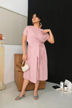 Mauve Krystal Dress