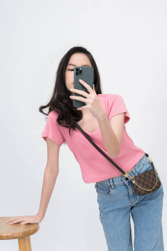 Punch Avril Knitted Top
