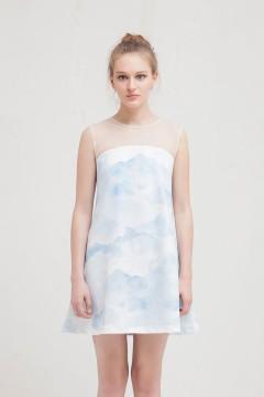 Cloud Tulle Dress PO