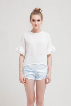 White Lola Top