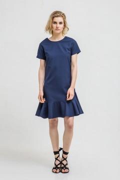Navy Hanna Shift Dress