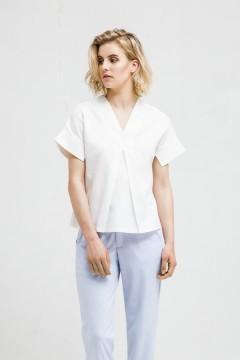 White Nami Top