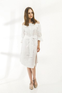 Harumi Sabrina Dress