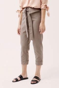 Toffee Waku Pants