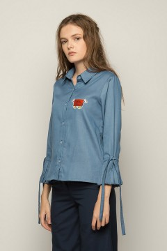 Blue Jeans Wufi Shirt