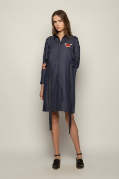Dark Jeans Maru Dress