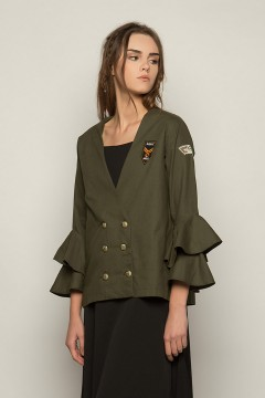 Army Kiora Top Outer