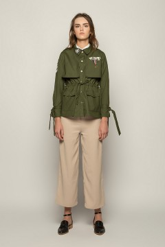 Army Valiant Parka