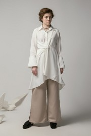 Aso Knotted Dress