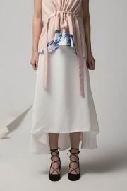 White Yunli Skirt