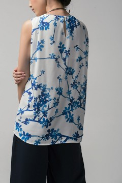 Dali Printed Top PO