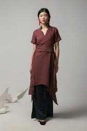 Hong Wrapped Dress