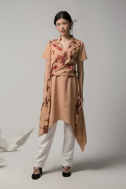 Malt Hanli Wrapped Dress PO