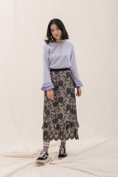 Lace Orca Skirt