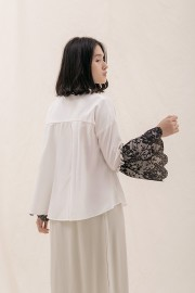 White Aora Shirt