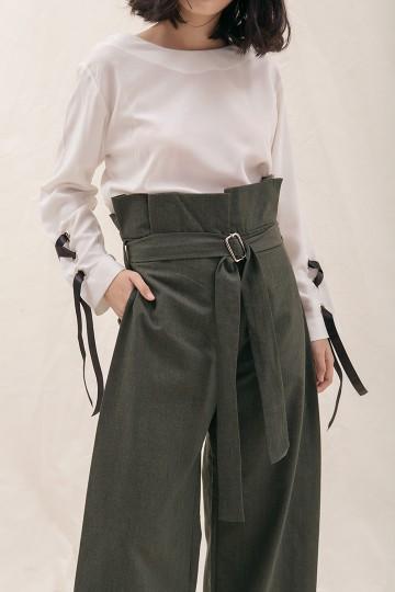Forest Flava Paper Pants
