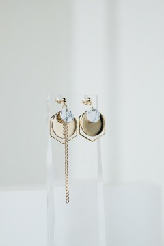 Napo Marble Earrings