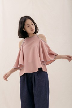 Pink Akane Top