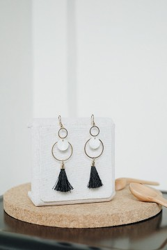 Kirana Tassel Earrings