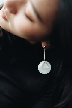 Fillia Shell Earrings
