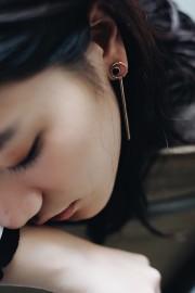 Alena Pin Earrings
