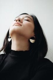 Haru Shape Earrings