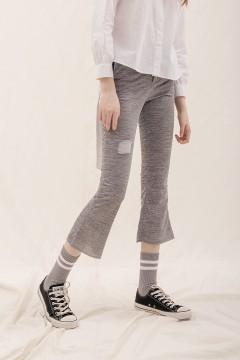 Grey Terra Pants