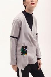 Grey Listed Kimono