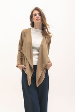 Brown Rachel Cardigan