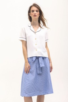 White Listed Bonita Shirt