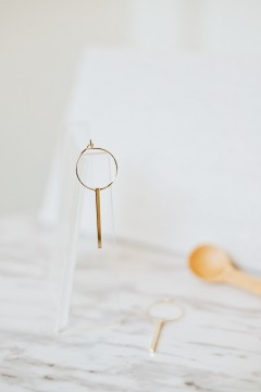 Dini Gold Earrings