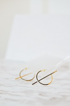 Vonny Gold Earrings