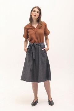 Tweet Keiko Midi Skirt