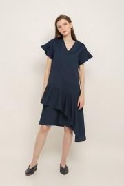Navy Laura Dress