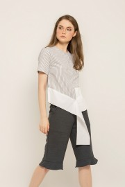 Stripes Iris Top