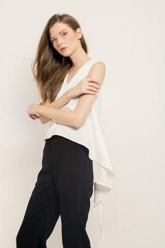 White Elise Top