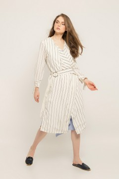 Stripes Alma Outer Dress